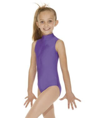 Roch Valley 2017 Sleeveless Keyhole Back Leotard